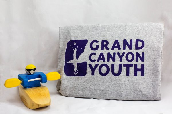 Grand Canyon Youth Grey Tshirt