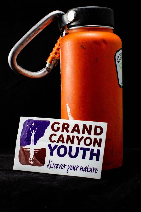 Grand Canyon Youth Sticker