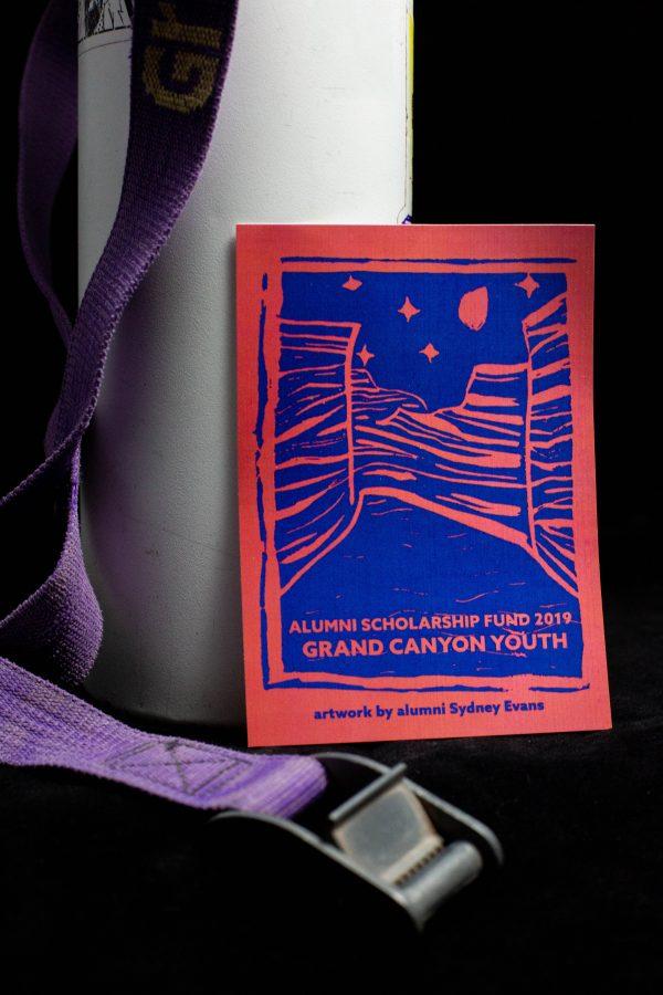 Grand Canyon Youth Alumni Sticker 2019