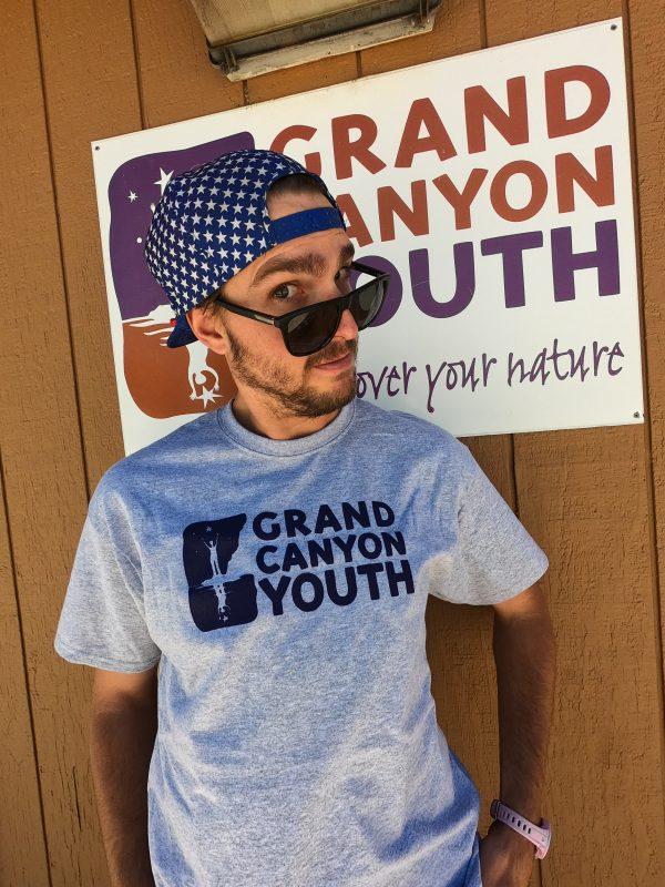 grand canyon youth tshirt