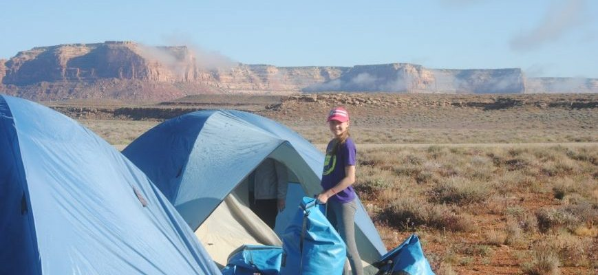 grand canyon youth land camping