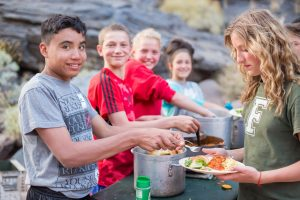 Grand Canyon Youth Kids in the kitchen 2019 Year in Review