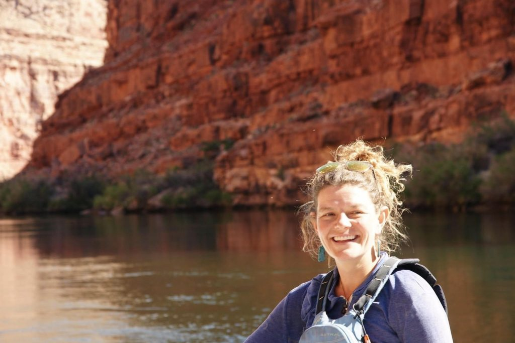 Grand Canyon Youth Guide Smiling