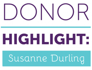 Donor Highlight Susanne Durling Grand Canyon Youth Permanent Home