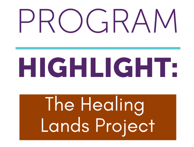 Grand Canyon Youth 2019 Annual Report Program Highlight The Healings Project